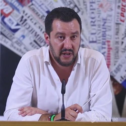 Salvini: Gabbia numero uno è l'Europa, nemico è Bruxelles