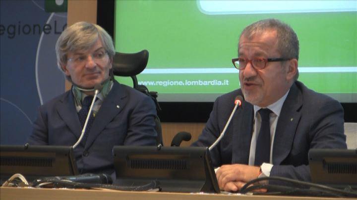Maroni: soddisfatto di assessori, nessun rimpasto in R.Lombardia