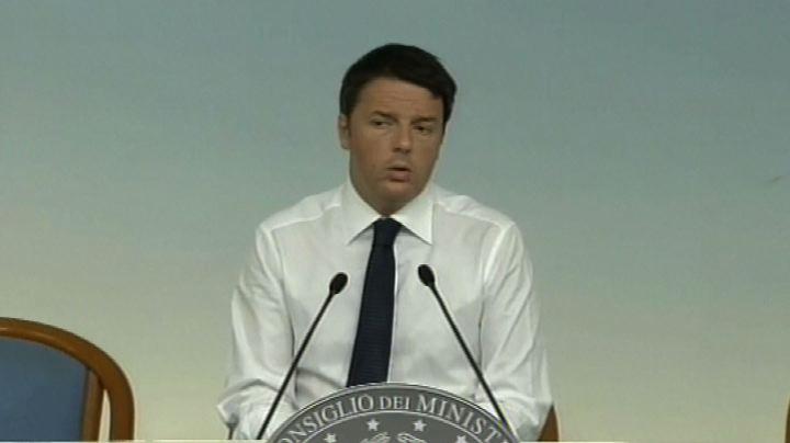 """Jobs Act, Renzi incontra sindacati. Sul voto: """"Non temo agguati"""""""