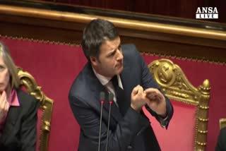 Renzi: su jobs act non temo agguati dal Pd