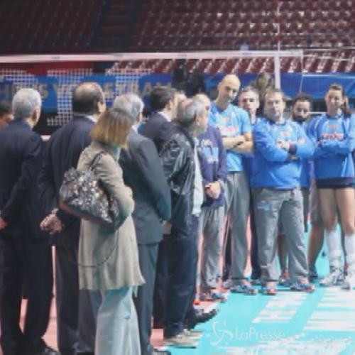 Volley, Mondiali donne: Renzi in visita alla nazionale