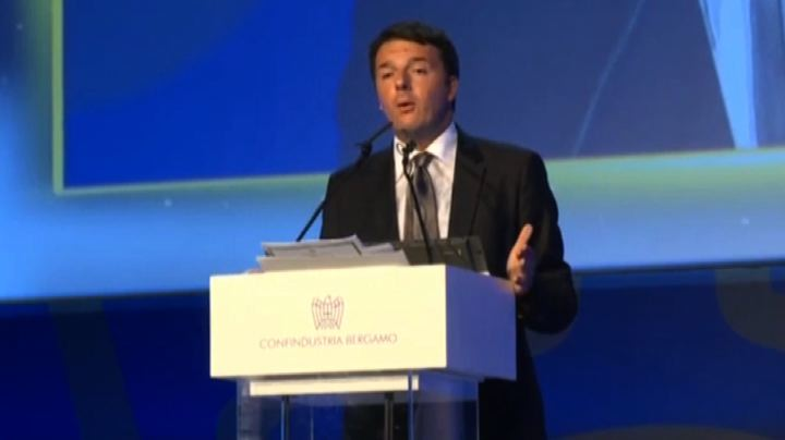 Renzi: pronta operazione con banche per Tfr in busta paga