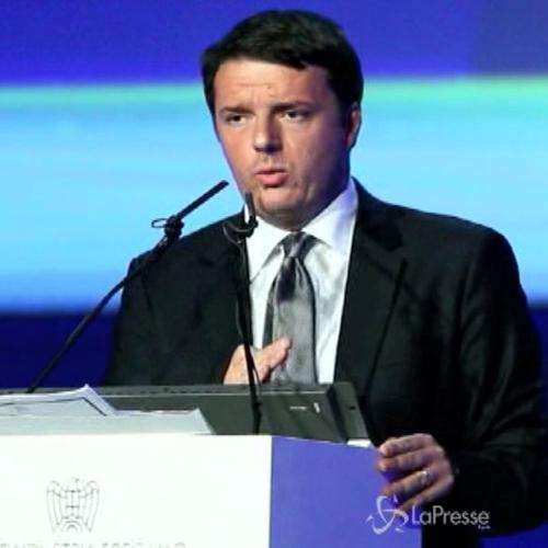 Renzi: Taglieremo tasse per 18 miliardi