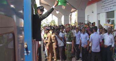 La regina di Jaffna torna in vita dopo 24 anni
