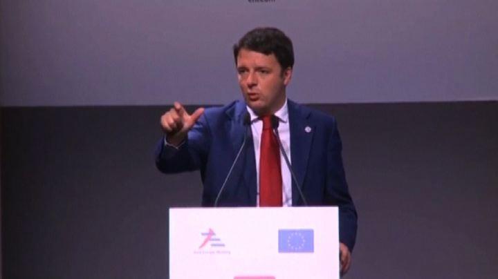 Renzi: in Ue parleremo di più di crescita, investimenti e futuro
