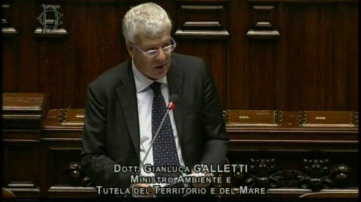 Alluvione Genova, Galletti: da Sblocca Italia risorse per Bisagno