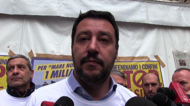 "Salvini: ""Sull"