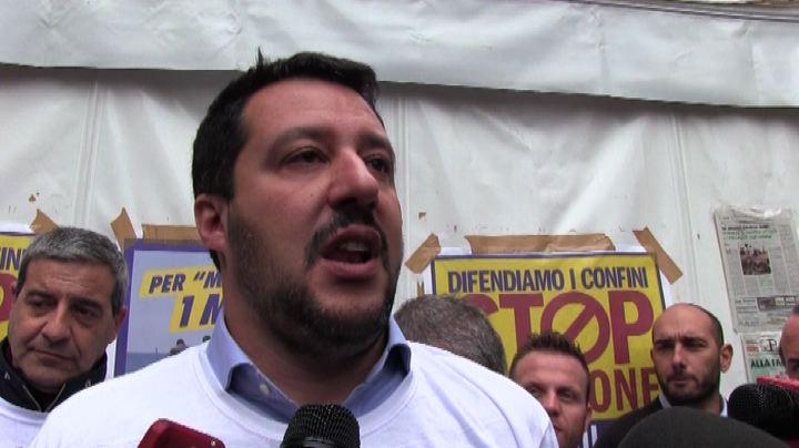Salvini: manovra economica è un a presa per il culo, un massacro