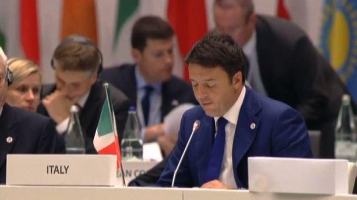 Renzi: la crescita sia priorità condivisa di Europa e Asia