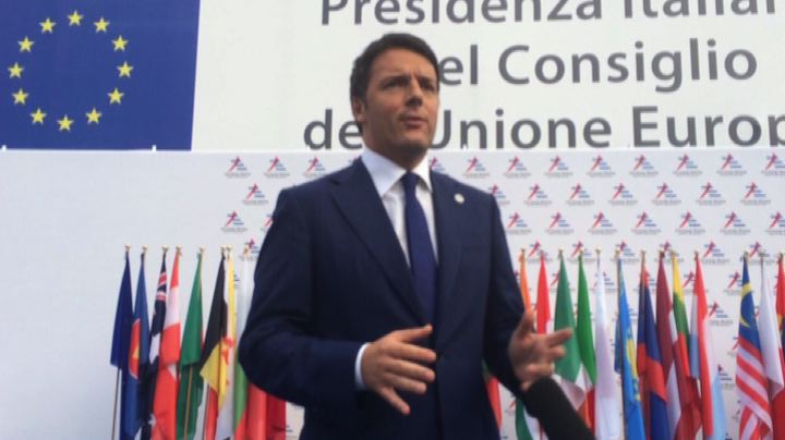 Renzi risponde alle Regioni: tagliate gli sprechi