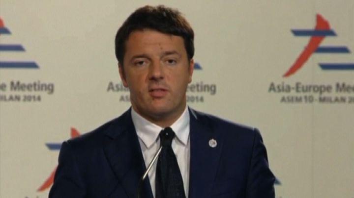 Renzi: proteste sul Jobs Act, ma noi certi che aiuterà ...