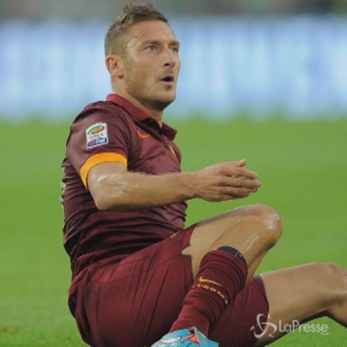 Polemica su Juve-Roma, Totti: Reazione non esagerata. ...