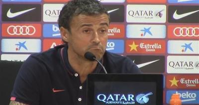 Luis Enrique: 'L'incidente di Piqué è un fatto privato'   ...