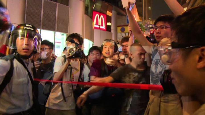 Ancora scontri a Hong Kong, 26 arresti tra i manifestanti   ...