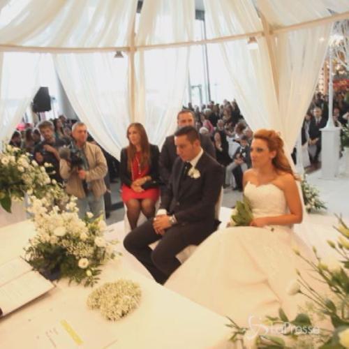 Nel milanese il primo matrimonio in un centro commerciale: ...