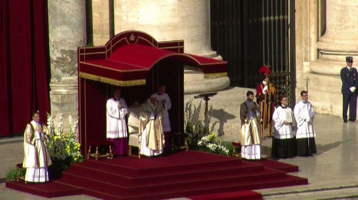 Papa Francesco: Dio non ha paura delle novità
