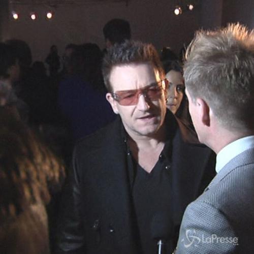 Bono da 20 anni soffre di glaucoma: ecco svelato il mistero ...