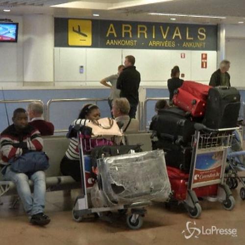 Ebola, da oggi controlli su passeggeri in aeroporto di ...