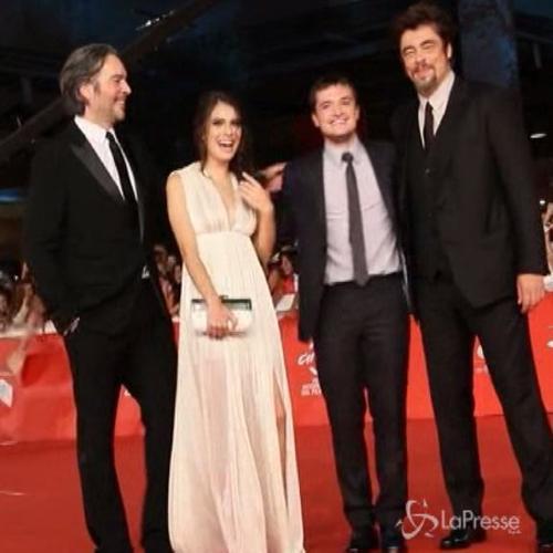Roma Film Fest, red carpet di 'Paradise lost' con ...