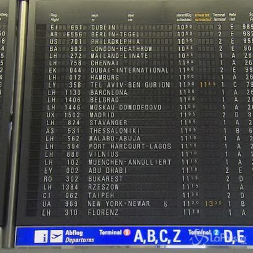 Lufthansa, da martedì sciopero piloti si estende a voli a ...