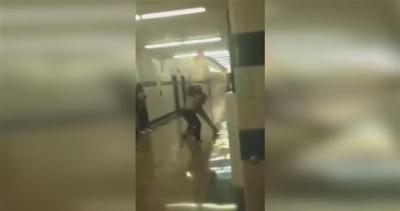 Shock a scuola: rissa fra studentessa e professore
