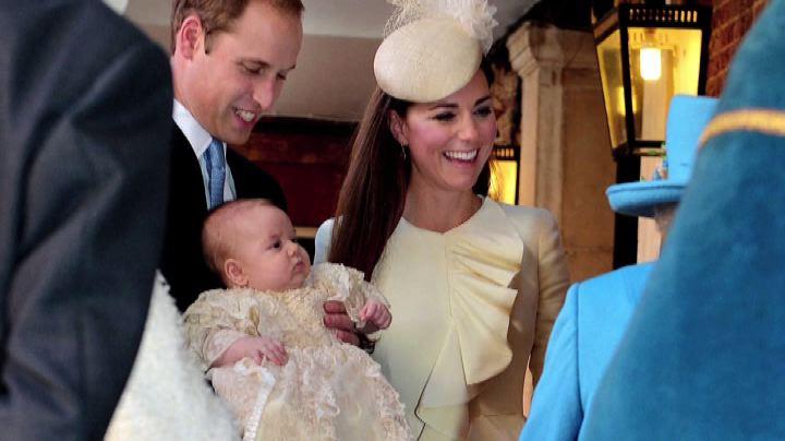 Nascerà ad aprile il secondo figlio di Kate e William      ...