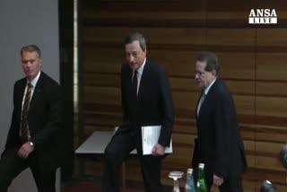 Bce inizia acquisto bond