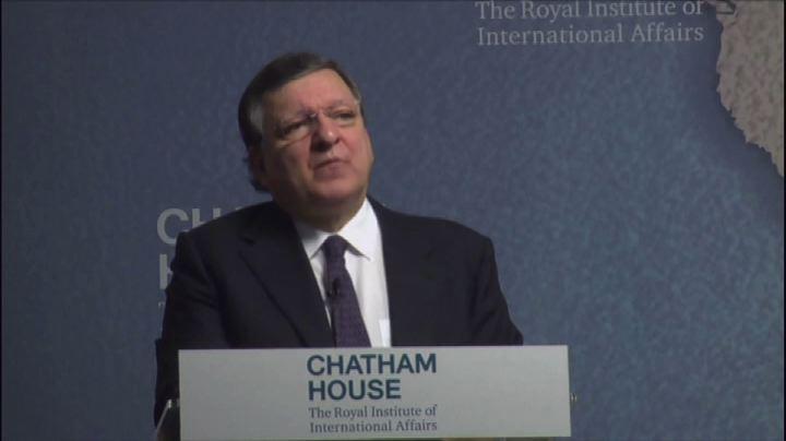 Barroso attacca Cameron: sarebbe un errore storico uscire ...