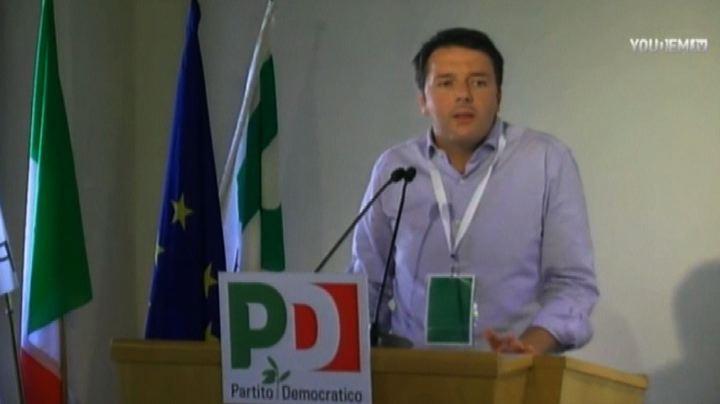 Renzi: non caccio dissidenti Pd, ma su fiducia servono ...