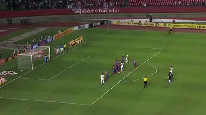 Rogerio Ceni portiere goleador: e che golazo!
