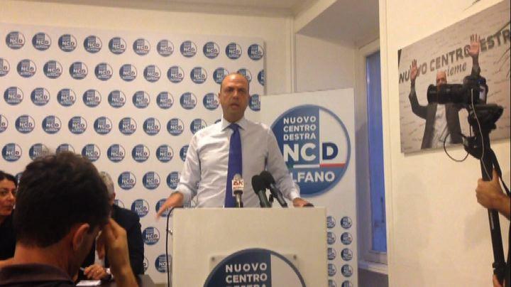 Alfano: Ncd favorevole a premio elettorale al primo partito ...