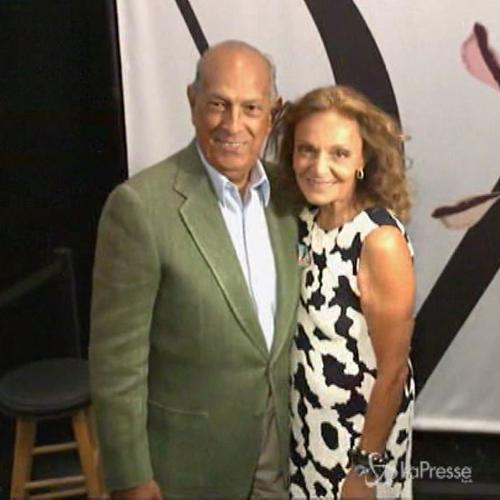 Moda, morto a 82 anni lo stilista dominicano Oscar de la ...