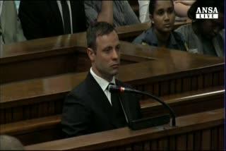 Pistorius, condanna a 5 anni di carcere
