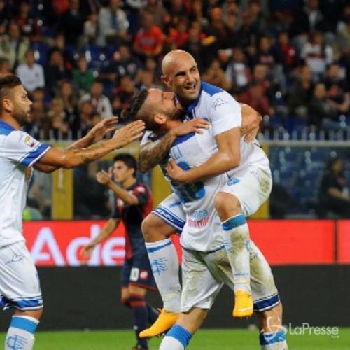 Serie A, Genoa-Empoli 1-1 nell'anticipo