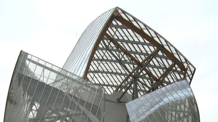 Frank Gehry: ecco il mio veliero in vetro al Bois de ...