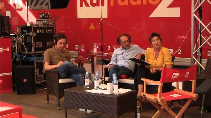 Dandini:con #staiserena la libertà della radio a festival ...