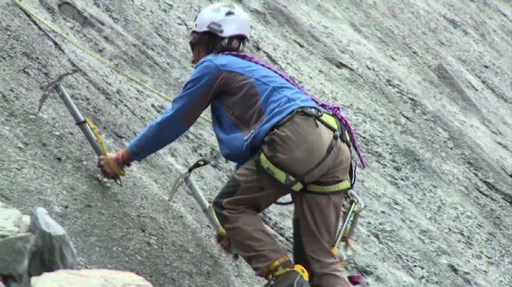 In Pakistan la prima scuola d'alpinismo femminile del paese ...