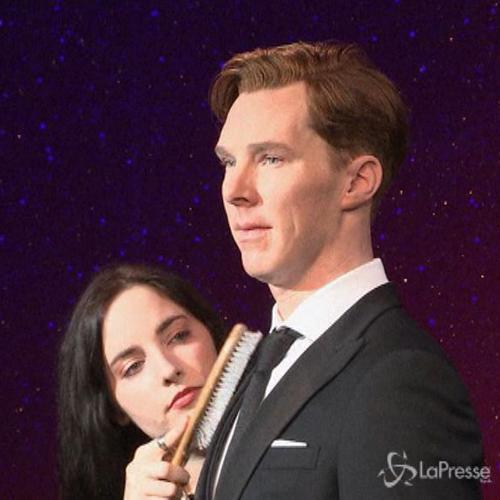 Statua di Benedict Cumberbatch al Madame Tussauds di ...