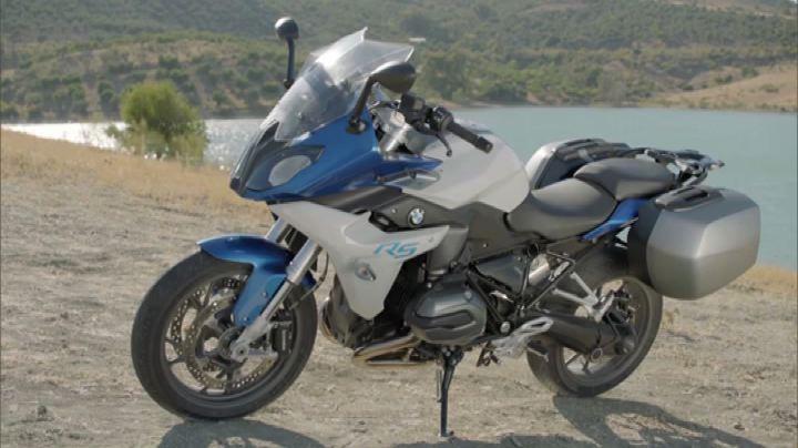BMW R 1200 RS, viaggi e sport in una dimensione nuova