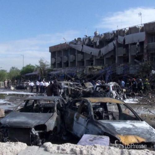 Iraq, ondata attacchi a Baghdad e dintorni: 30 morti