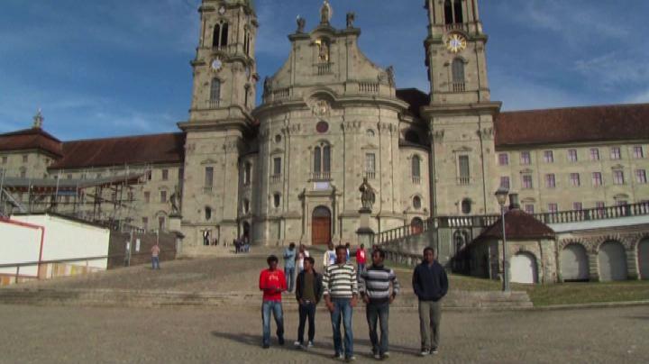 L'Abbazia benedettina di Einsiedeln diventa rifugio per ...