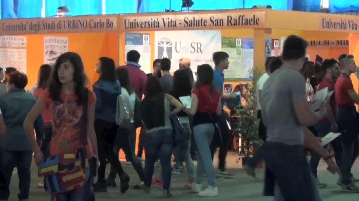 """Studenti e formazione, al via a Palermo """"Orienta Sicilia ..."""