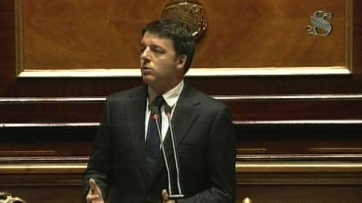 Renzi: l'Europa volta pagina, al via investimenti da 300 ...