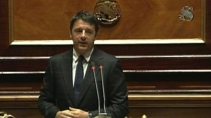 Renzi: su legge stabilità solo rilievi, nessuna minaccia   ...