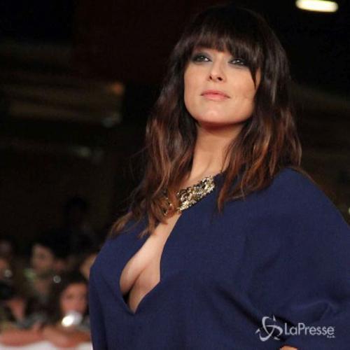 RomaFilmFest, Valentina Lodovini sfoggia pericolosa ...