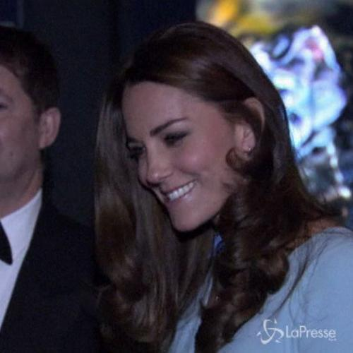 Tutti gli occhi puntati sul pancino di Kate Middleton