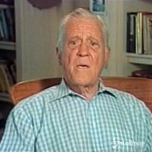 E' morto a 93 anni Ben Bradlee: diresse Washington Post ...