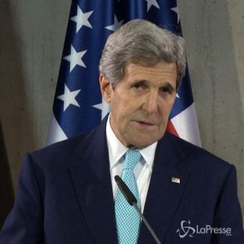 Kerry a Berlino su Iran: Congresso non sarà escluso in ...