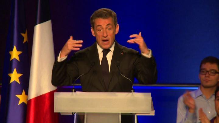 Sarkozy si rilancia per l'Eliseo, in chiave euroscettica    ...