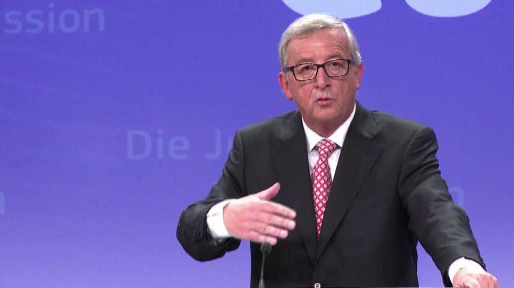 Al via la Commissione Juncker, il sì dell'Europarlamento   ...